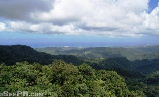 Yokahu Tower El Yunque National Forest PR
